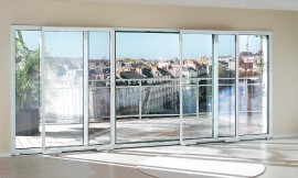 Balconeras de Aluminio en Barcelona