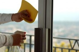 Como limpiar aluminio ventanas