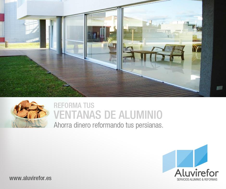 Reparación de tus ventanas de aluminio | Empresa especializada en ...