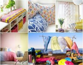 17 consejos sencillos para celebrar la llegada del verano en tu vivienda