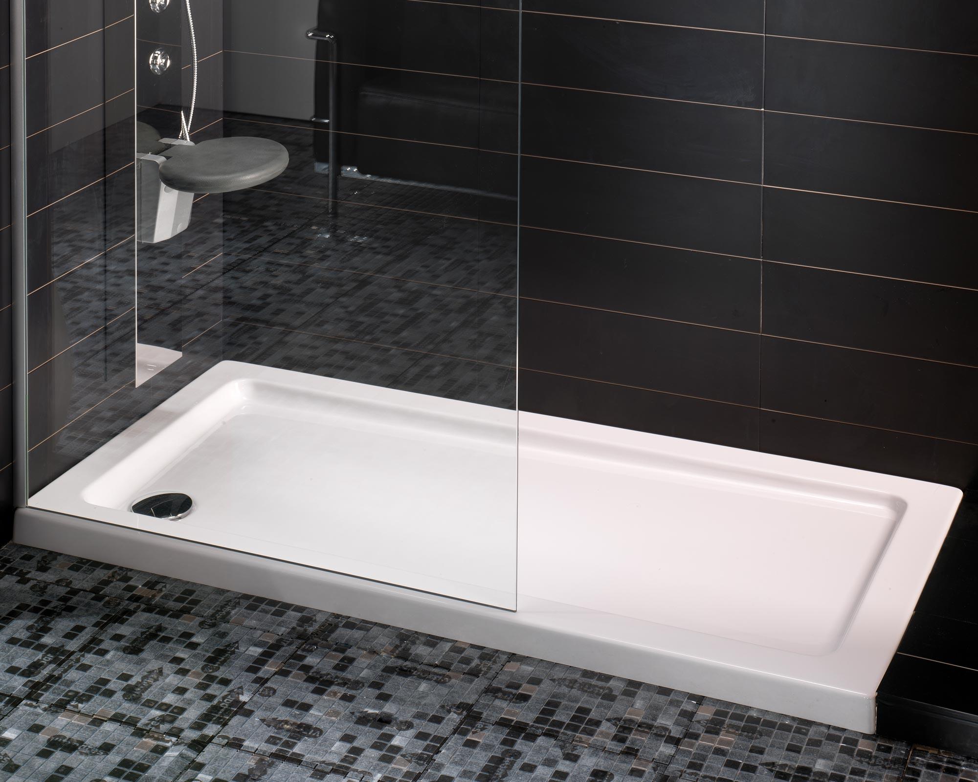 Cámbiate al plato de ducha para ganar tiempo y ahorrar energía