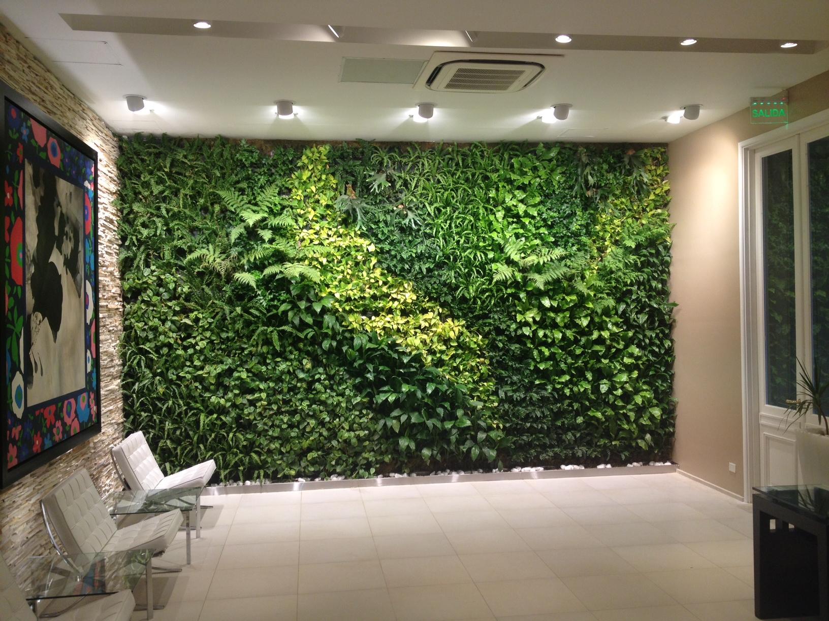 Ideas para crear jardines verticales en casa