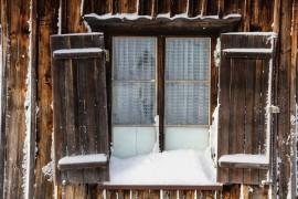 aislar ventanas del frío