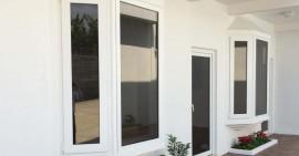 ¿Qué es mejor ventanas de PVC o aluminio?