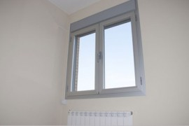 reparar ventanas de aluminio